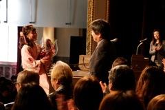 福田さんおめでとう