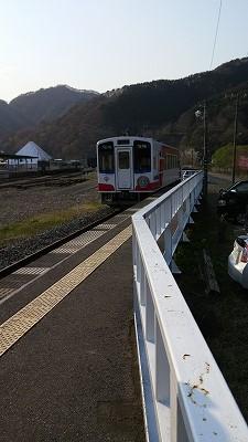 南リアス線 通常電車