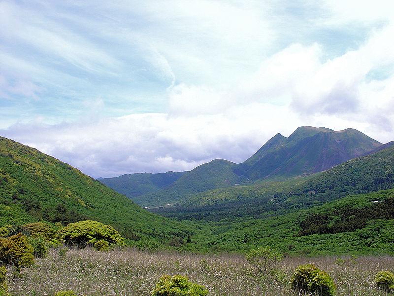 【大分県】九重山で火山性地震が22回も観測…20回以上は2004年以来