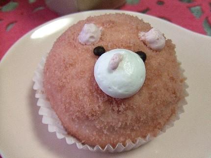 くまケーキ2