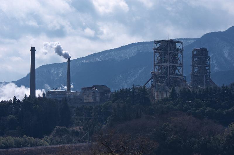 太平洋セメント(株)藤原工場