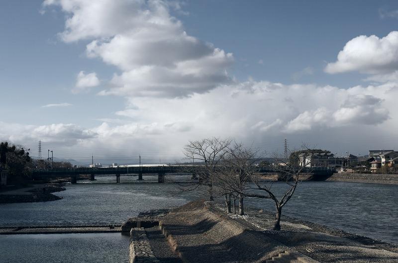 宇治川周辺をぶらり散策