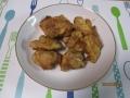 ノンフライ鶏カラ1
