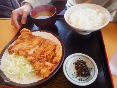 ダブルカツ丼ライス大盛り(9)