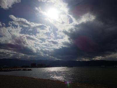 諏訪湖ーん (1)