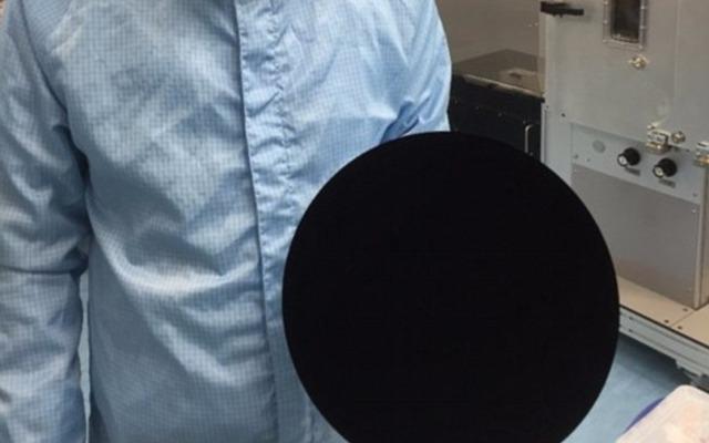 「世界一黒い物質」ヴァンタブラック(Vantablack)
