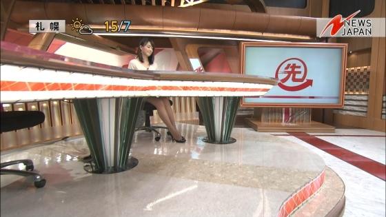 大島由香里 Dカップ着衣巨乳と美脚が気になるキャプ 画像30枚 22