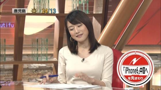 大島由香里 Dカップ着衣巨乳と美脚が気になるキャプ 画像30枚 27