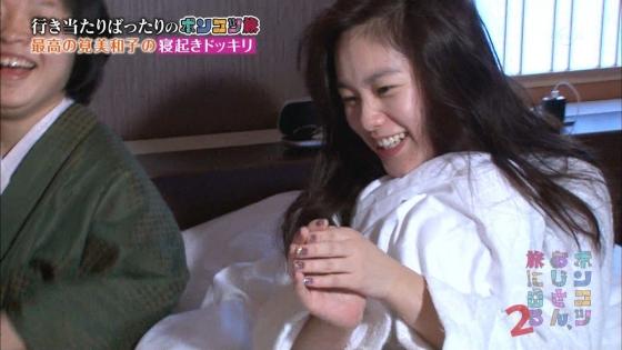 筧美和子 パンチラと太ももをサービスした混浴温泉ロケキャプ 画像28枚 22