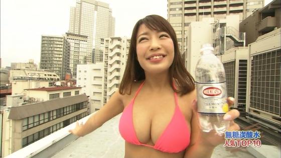 橋本梨菜 ランク王国で披露したGカップ水着姿谷間キャプ 画像29枚 10