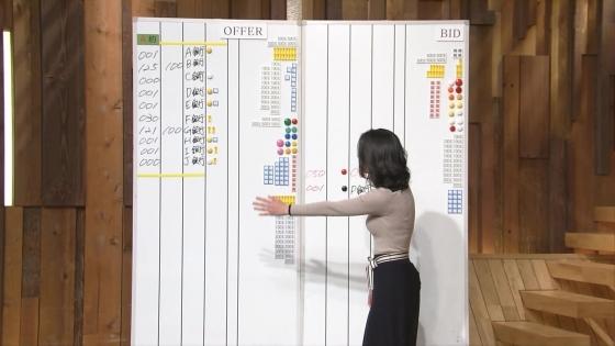 小川彩佳 Dカップ着衣巨乳を披露する報道ステーションキャプ 画像31枚 16