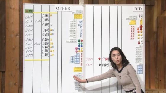 小川彩佳 Dカップ着衣巨乳を披露する報道ステーションキャプ 画像31枚 24