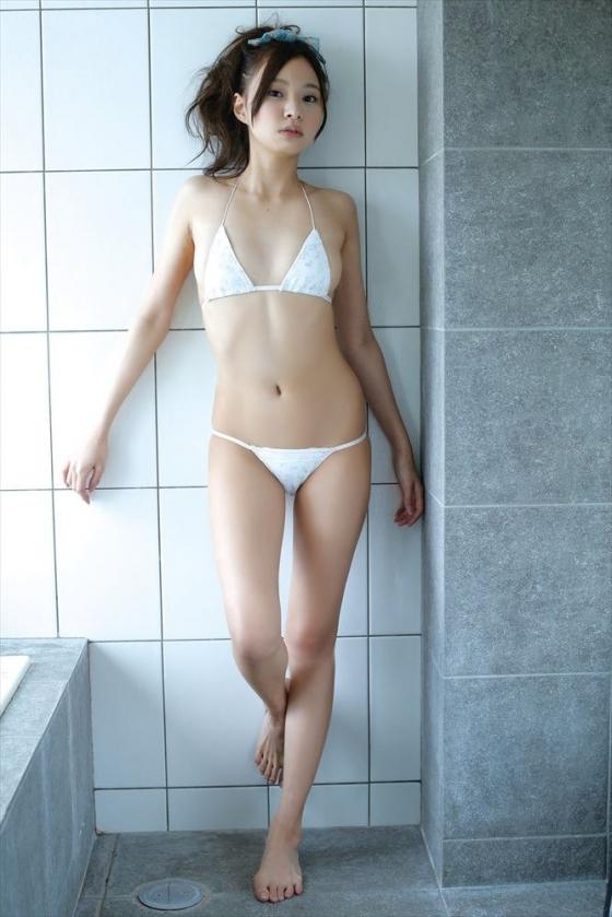 川井優沙 DVD作品Love is…のBカップ水着姿キャプ 画像51枚 40