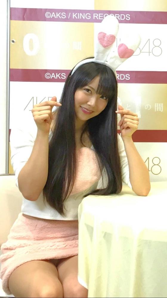 白間美瑠 写メ会で可愛いポーズをしながら大胆パンチラ 画像6枚 5