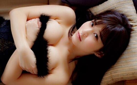 橘花凛 黒猫の凛にゃんのHカップ垂れ乳爆乳谷間キャプ 画像34枚 26