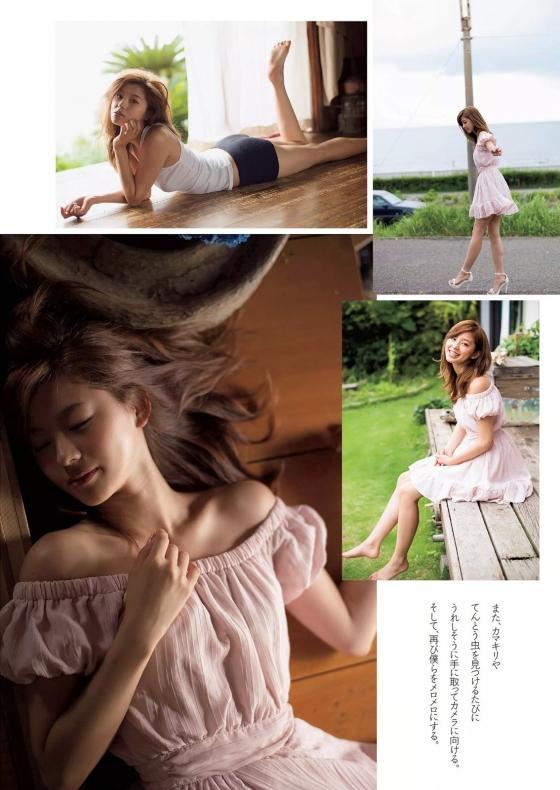 朝比奈彩 ヤンマガ最新号のCカップ水着姿と美脚グラビア 画像26枚 18