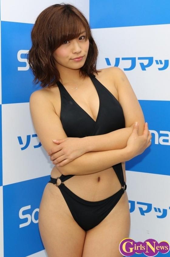 安枝瞳 DVDずっと一緒だよ!のソフマップ販促イベント 画像42枚 2