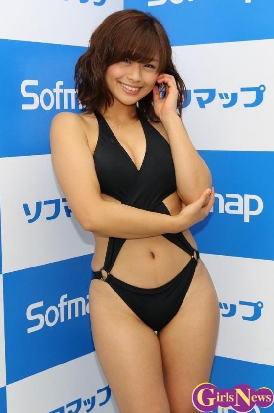 安枝瞳 DVDずっと一緒だよ!のソフマップ販促イベント 画像42枚 3