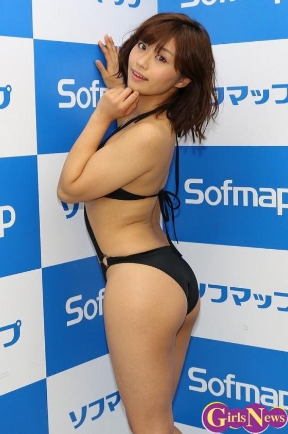 安枝瞳 DVDずっと一緒だよ!のソフマップ販促イベント 画像42枚 6