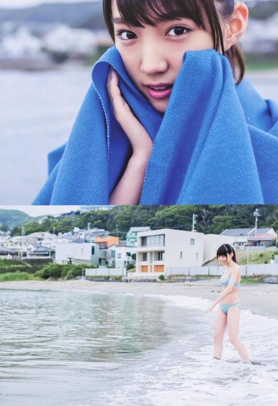 太田夢莉 BOMBのスクール水着Dカップ谷間 画像28枚 11