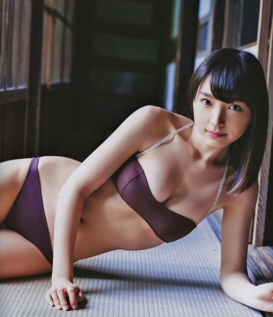 太田夢莉 BOMBのスクール水着Dカップ谷間 画像28枚 7