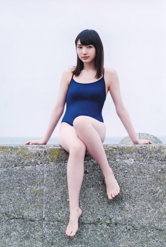 太田夢莉 雑誌UTBのDカップ谷間水着グラビア 画像23枚 15