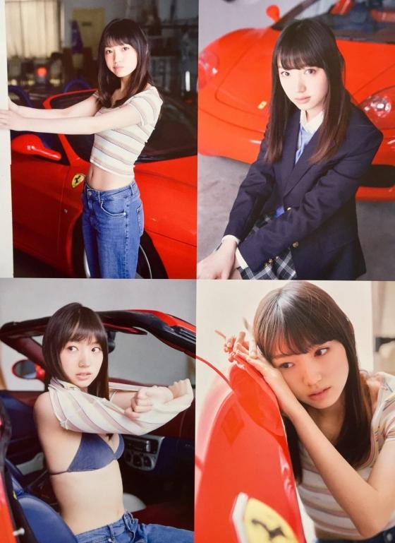 太田夢莉 雑誌UTBのDカップ谷間水着グラビア 画像23枚 3