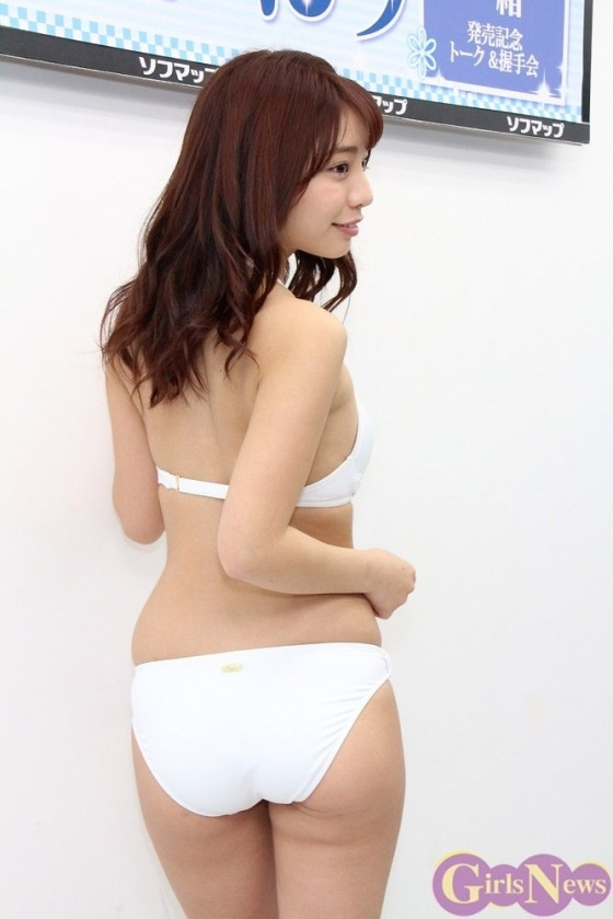 久松かおり かおりんと一緒のソフマップ販促イベント 画像26枚 7