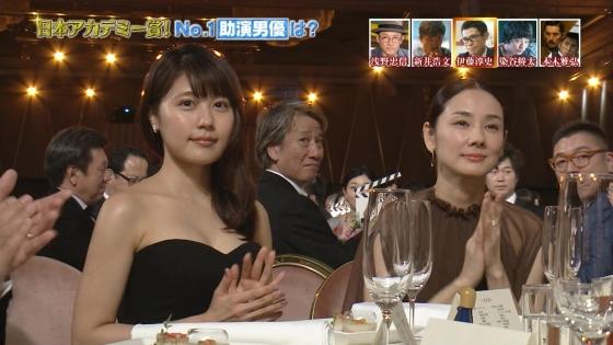 有村架純 日本アカデミー賞のDカップドレス姿キャプ 画像30枚 13