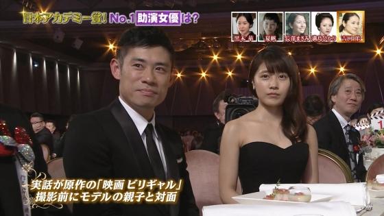 有村架純 日本アカデミー賞のDカップドレス姿キャプ 画像30枚 6