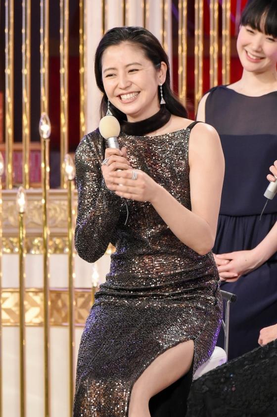 長澤まさみ 日本アカデミー賞の腋と背中全開ドレス姿 画像19枚 2