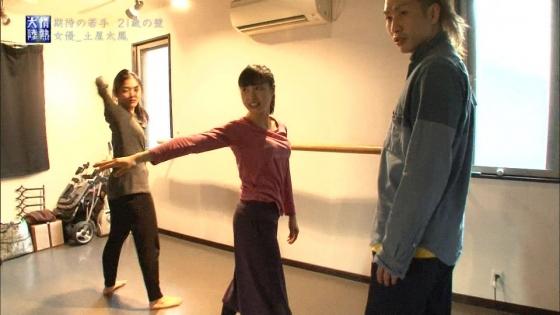 土屋太鳳 情熱大陸のダンスで魅せた着衣巨乳と腋汗キャプ 画像36枚 15