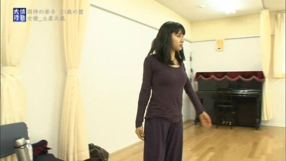 土屋太鳳 情熱大陸のダンスで魅せた着衣巨乳と腋汗キャプ 画像36枚 19