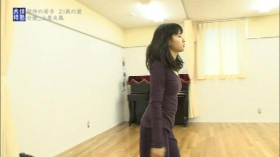 土屋太鳳 情熱大陸のダンスで魅せた着衣巨乳と腋汗キャプ 画像36枚 20