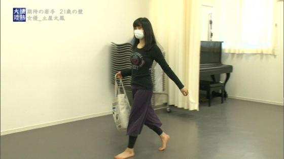 土屋太鳳 情熱大陸のダンスで魅せた着衣巨乳と腋汗キャプ 画像36枚 22