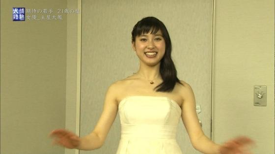 土屋太鳳 情熱大陸のダンスで魅せた着衣巨乳と腋汗キャプ 画像36枚 35