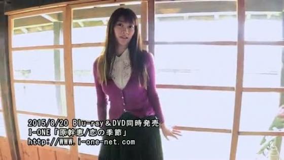 原幹恵 DVD恋の季節のGカップ爆乳谷間キャプ 画像37枚 2