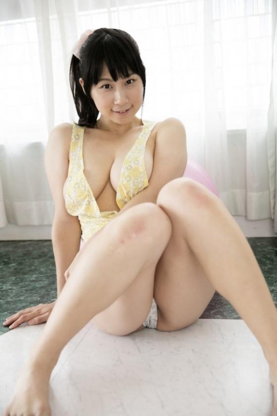 戸咲七海 ミルキー・グラマーのHカップ垂れ乳爆乳&巨尻キャプ 画像56枚 11