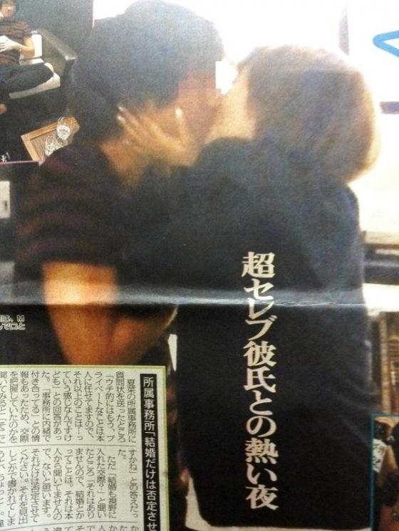夏菜 流出したキス写真とガンツのヌードキャプ 画像22枚 1