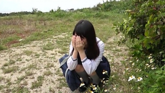 志崎ひなた 夢色片思いのHカップ爆乳下乳と谷間キャプ 画像45枚 13