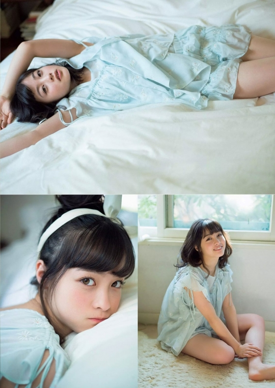 橋本環奈 週プレの最新Dカップ着衣バストの膨らみグラビア 画像33枚 3