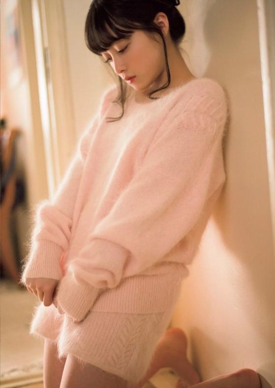 橋本環奈 週プレの最新Dカップ着衣バストの膨らみグラビア 画像33枚 4