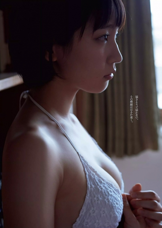 吉岡里帆 Dカップ水着姿がセクシーな週プレグラビア 画像26枚 20