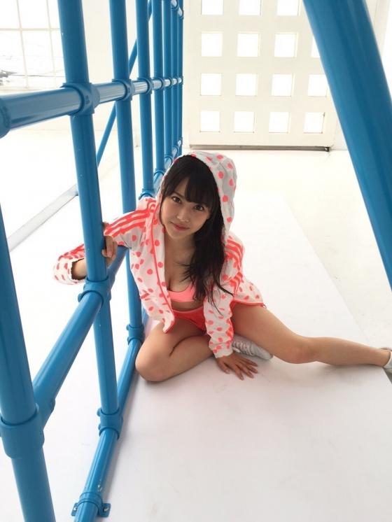 白間美瑠 ヤングジャンプ水着姿Dカップ最新高画質グラビア 画像35枚 10