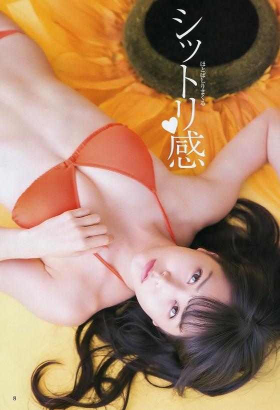 白間美瑠 ヤングジャンプ水着姿Dカップ最新高画質グラビア 画像35枚 5