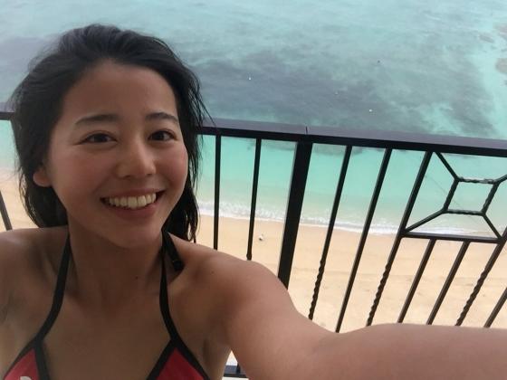 坂口佳穂 ビーチバレー界の妖精週プレ水着グラビア 画像23枚 7