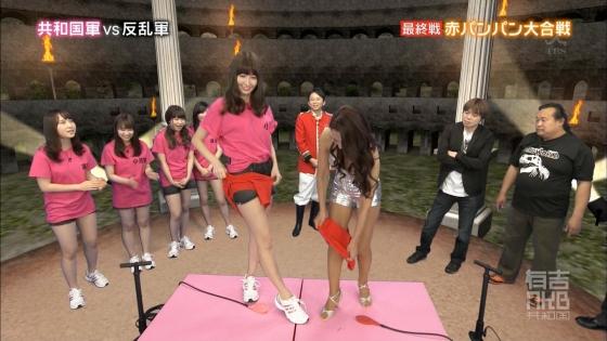 小嶋陽菜 有吉AKB共和国のおっぱい谷間とパンティ姿キャプ 画像30枚 10