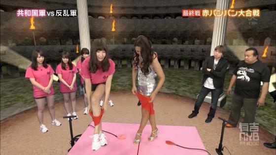 小嶋陽菜 有吉AKB共和国のおっぱい谷間とパンティ姿キャプ 画像30枚 12