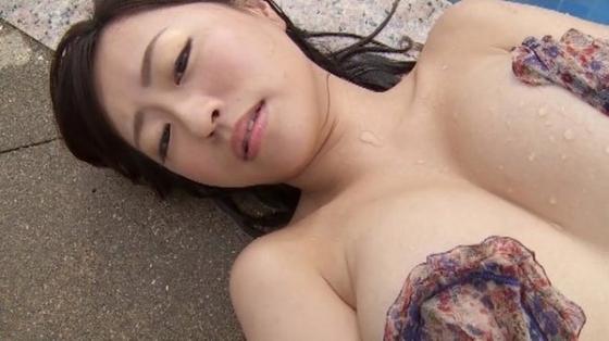 水樹たま ぽちゃプニ2のJカップ+腹肉+巨尻キャプ 画像59枚 42