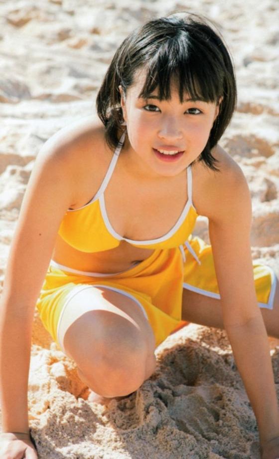 広瀬すず Dカップ水着姿を披露したヤンジャン最新号グラビア 画像30枚 6